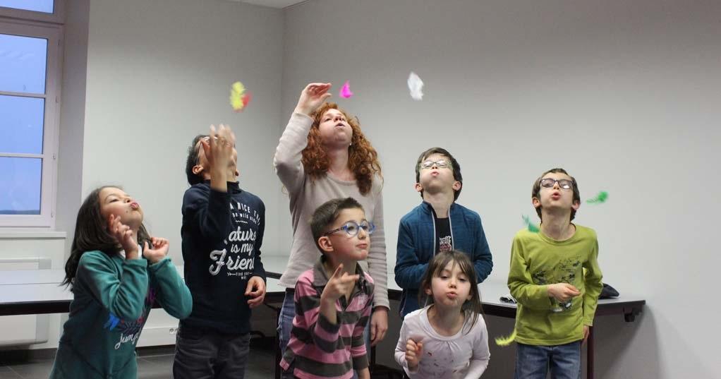 Cours collectifs enfants